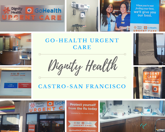 Affordable Urgent Care with Dignity Health Go-Health