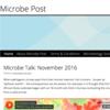 Microbe Post   Microbiology Society Blog