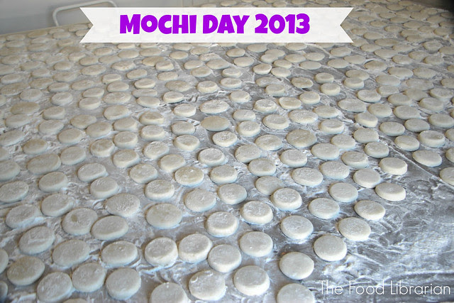 Mochi Making 2013 - My Family's Annual Mochitsuki