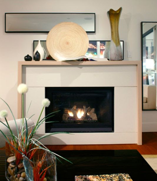 Modern Style Fireplaces Design With Bio Fuel Burners Solus