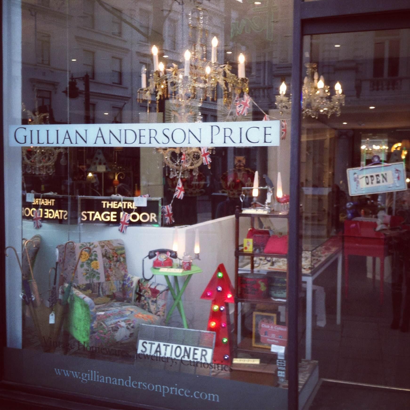 Gillian Anderson Price