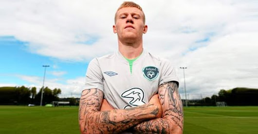 James McClean Proved His Tattoo Critics Wrong!