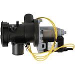 General Electric WH23X10011 Drain Pump, Black
