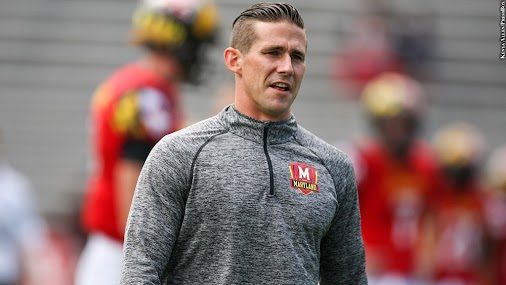 Reports: Terps Offensive Coordinator Walt Bell Leaving For Florida State
