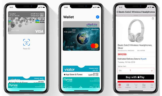 Apple Pay launched in Saudi Arabia