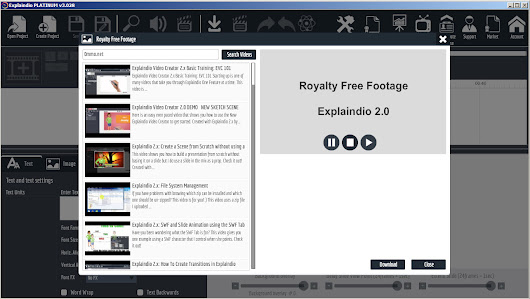 Explaindio Video Creator Platinum 3.042