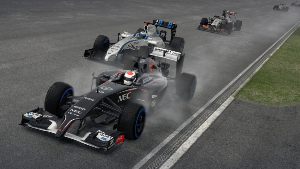 F1 (2014) Full PC Game Mediafire Resumable Download Links