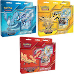 Pokemon TCG: Legendary Battle Deck Set [3 decks]