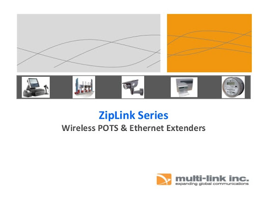 Multi-Link Presentation for ZipLink Series