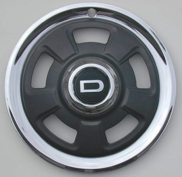 classic hub caps