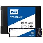Western Digital SSD WDS250G2B0B 250GB M.2 2280 SATA III 6Gb/s 3D NAND Blue Retail