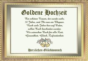 Goldene Hochzeit Zitate Tolle Sprüche Leben