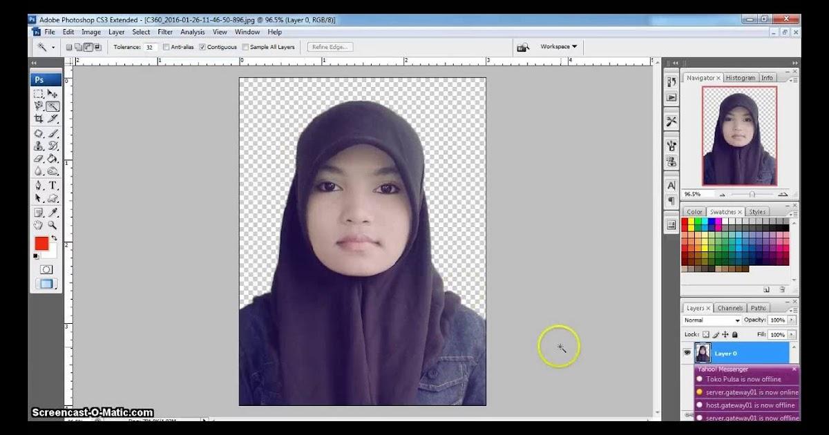 35+ Trend Terbaru Cara Edit Foto 3x4 Dan Background Di ...