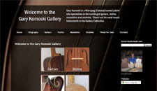 Gary Komoski - Luthier