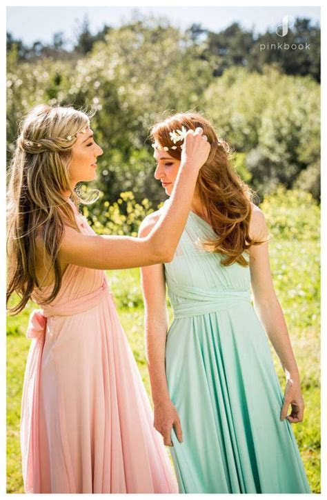 Infinity Dress: The Perfect Bridesmaid Dress To Suit All
