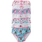 Jojo Siwa Girls' Underwear, 7 Pack