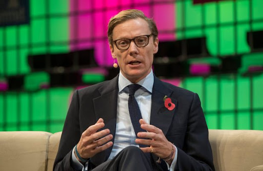 Cambridge Analytica CEO Andrew Nix has been suspended – TechCrunch
