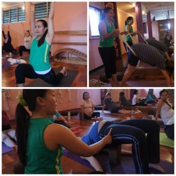 Prenatal Yoga adalah program yoga khusus untuk kehamilan dengan teknik dan intensitas yang Prenatal Yoga