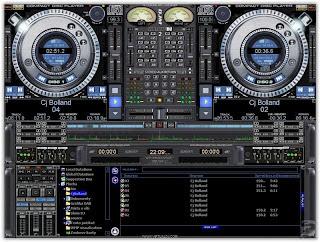 Le Meilleur du Download gratuit: Atomix Virtual DJ v5.0 rev6 FULL PACK