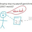 Will bankruptcy stop my payroll garnishment for child support (2017 revisit)? |  My Utah Bankruptcy Blog