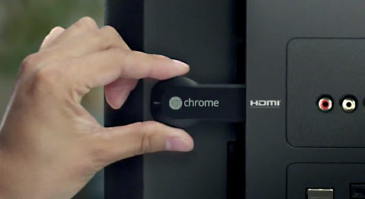 Deux alternatives au Chromecast de Google : Cheapcast et PiCast - Tablette-Tactile.net