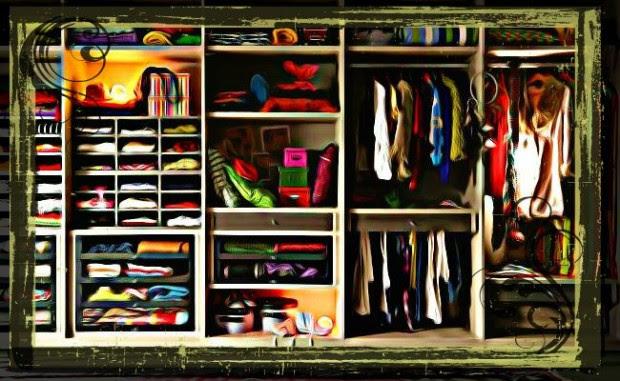 Armarios abiertos en las familias. Imagen de TrasTando.