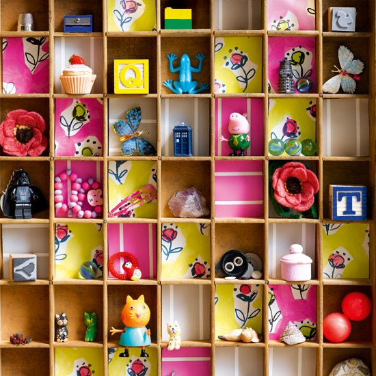 Girl's bedroom storage | Children's storage ideas | Bedroom decorating | Image | Housetohome