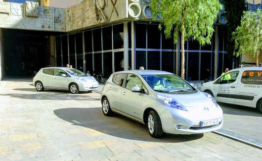 Over 3 Billion Kilometers Traveled By Nissan Leaf EVs, Nissan Electric Café Celebrates In Paris
