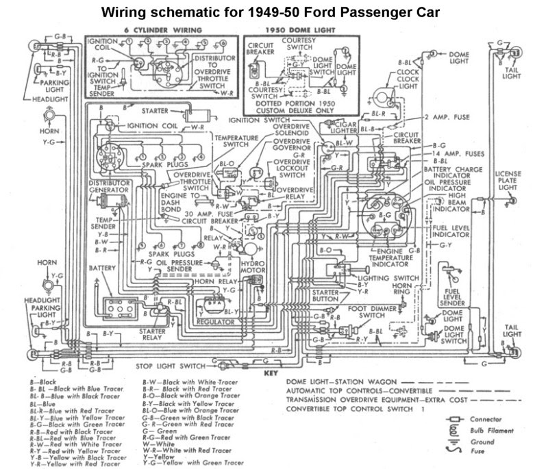 48 Ford Wiring Diagram Wiring Diagram Fix Fix Lechicchedimammavale It