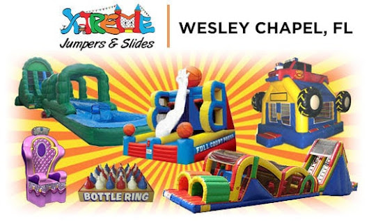 Bounce House Rentals, Water Slide Rentals Wesley Chapel