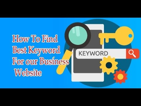How to find Most Searches Keyword for our Business in SEO |  SEO Video T...