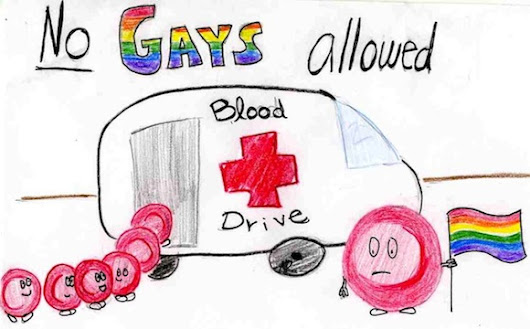 Fuck The FDA And Their New Blood Donation Rules For Gay Men | Seattle Gay Scene | Your Daily Gay In Seattle