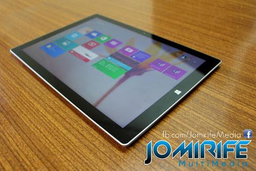 Microsoft Surface Pro 3 - Core i7, 8GB RAM, 512GB SSD