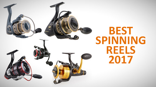 Find The Best Spinning Reels (Oct. 2017) - Buyer's Guide and Reviews