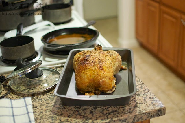 Reid's Hareiller Roast Chicken 13