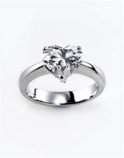Heart Shaped Engagement Ring Photos [Slideshow]