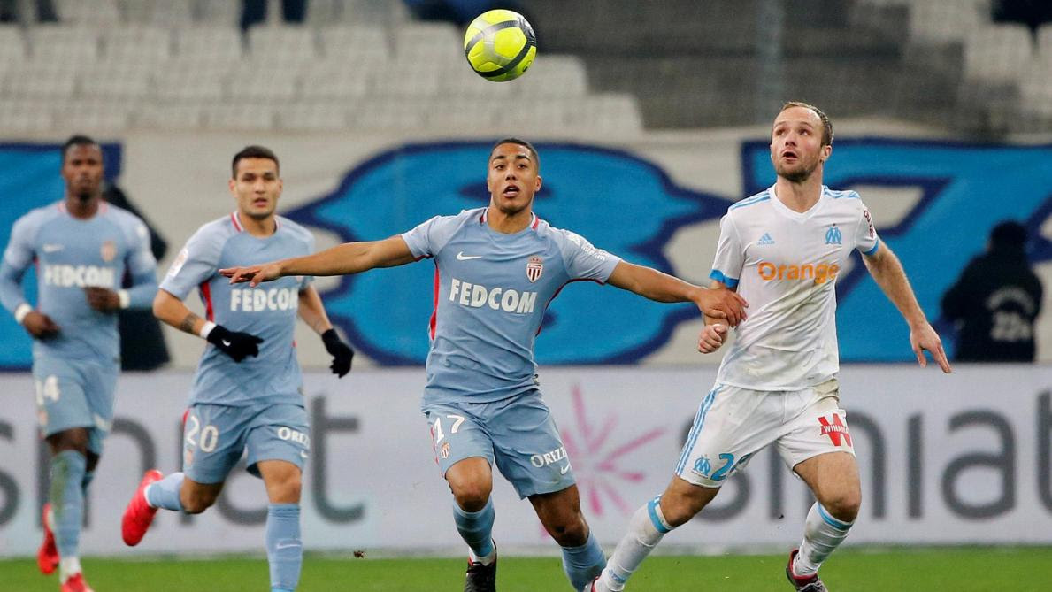 Marsella y Mónaco empatan (2-2); el Lyon se desinfla y cae en Burdeos (3-1)