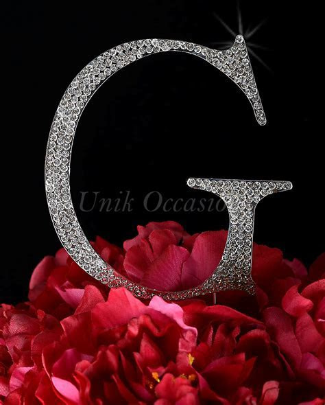 Unik Occasions   Large Silver Unik Occasions Crystal