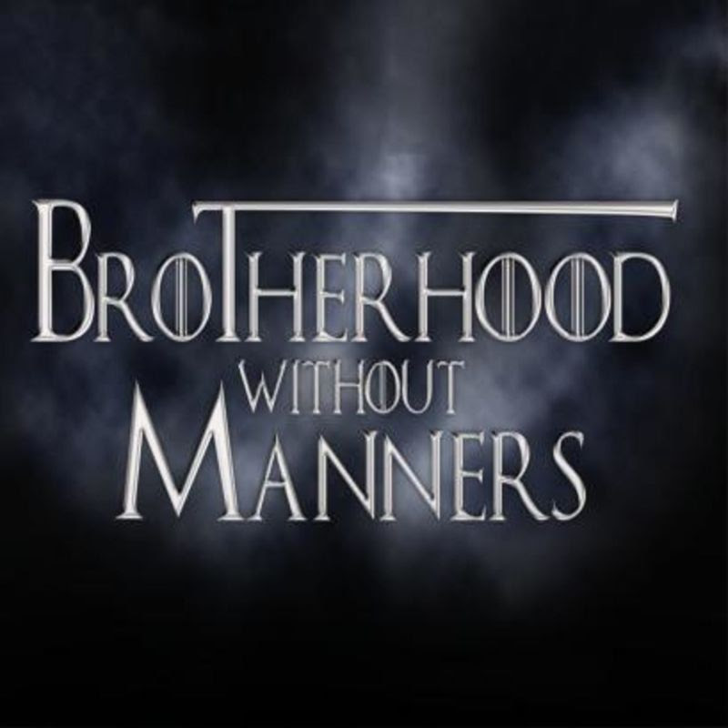 Podknife Brotherhood Without Manners A Game Of Thrones Reread