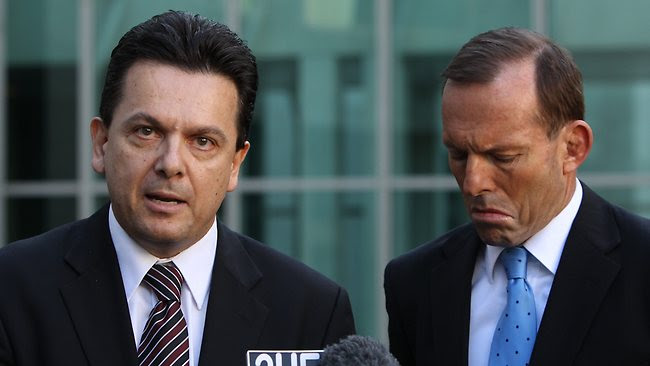 Abbott and Xenophon