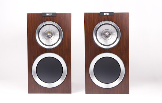 KEF R300 Bookshelf Reviewed