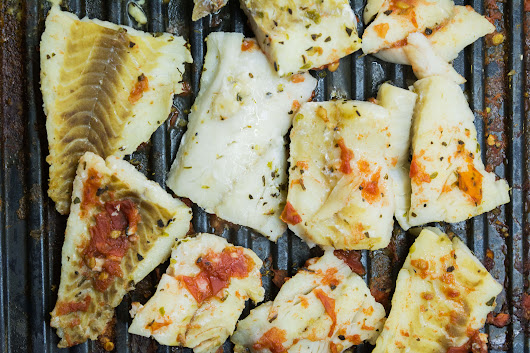 Fish grilled recipe - Cook4yourself.com