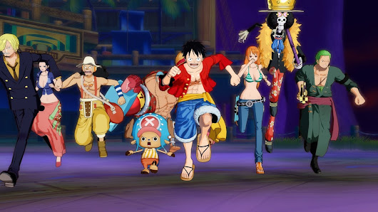 One Piece Unlimited World Red arriva su PS4 e Switch - ROBA DA OTAKU