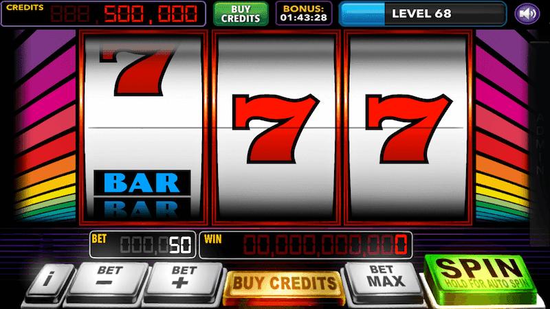 Online casino slot strategy