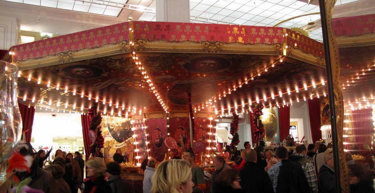 KaDeWe am Adventswochenende in Berlin