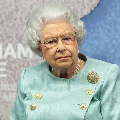 Queen Admits Hitler Did Pop Round For A Cup Of Tea Once Or Twice