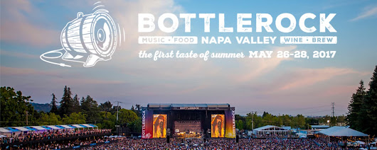 BottleRock Napa (Discounted Tickets) - San Francisco Pub Crawls, San Francisco New Years Eve and Party Buses