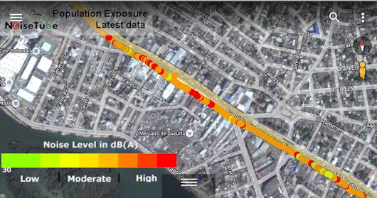 Mapping Noise Pollution ~ GIS Lounge