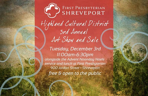 First Pres Highland Art Sale