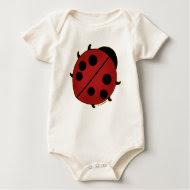 Cute Ladybug Organic shirt